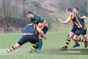 Crunching Tackle....