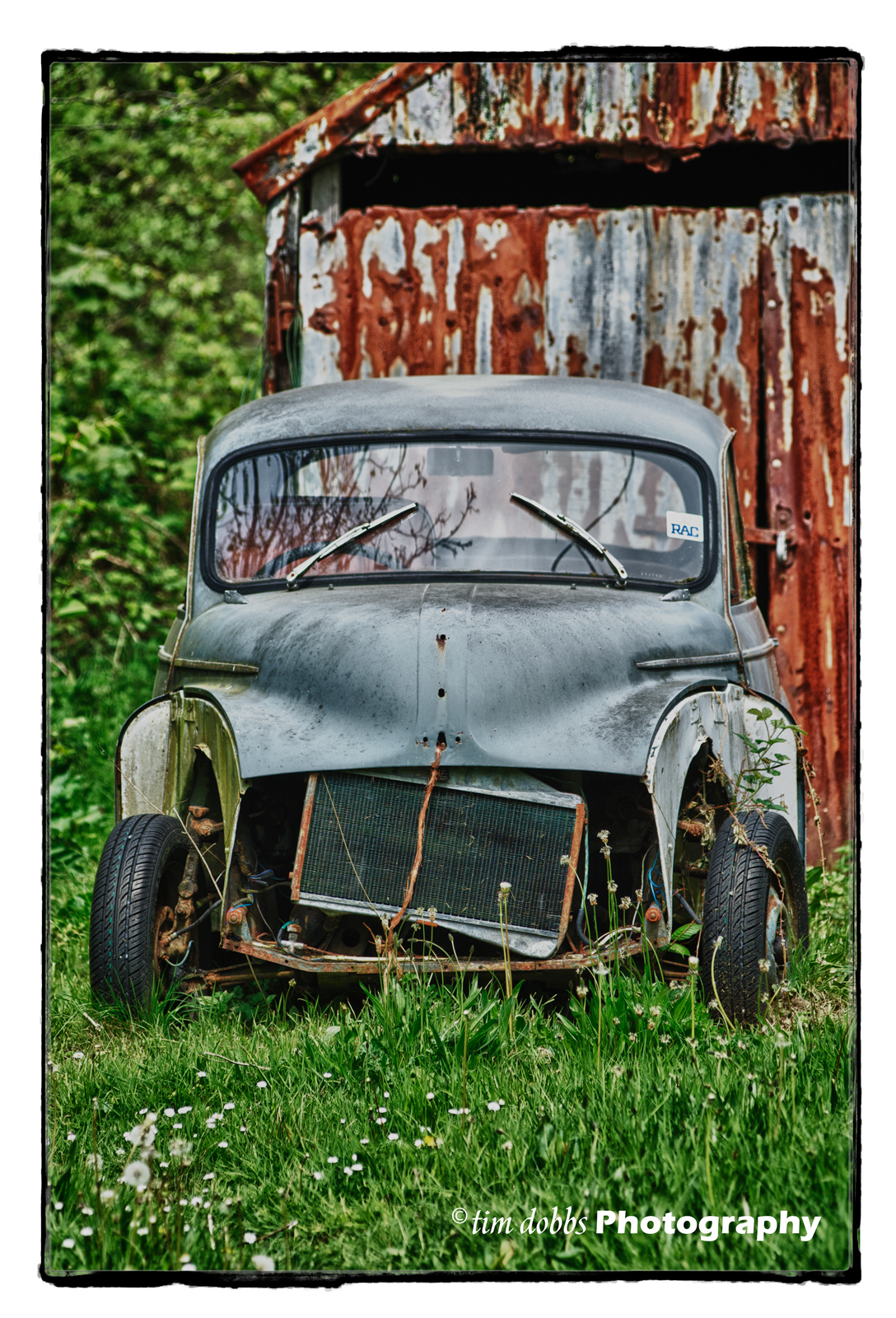 Old car HDR…