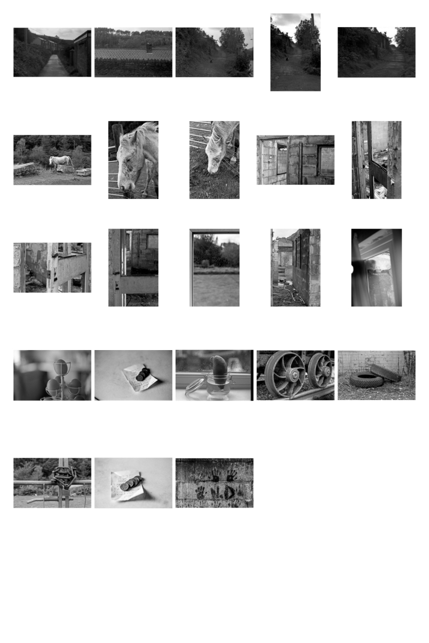 Canon AV1 test Contact sheet