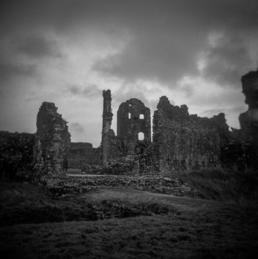 Last roll with The Littlest Holga … Castles